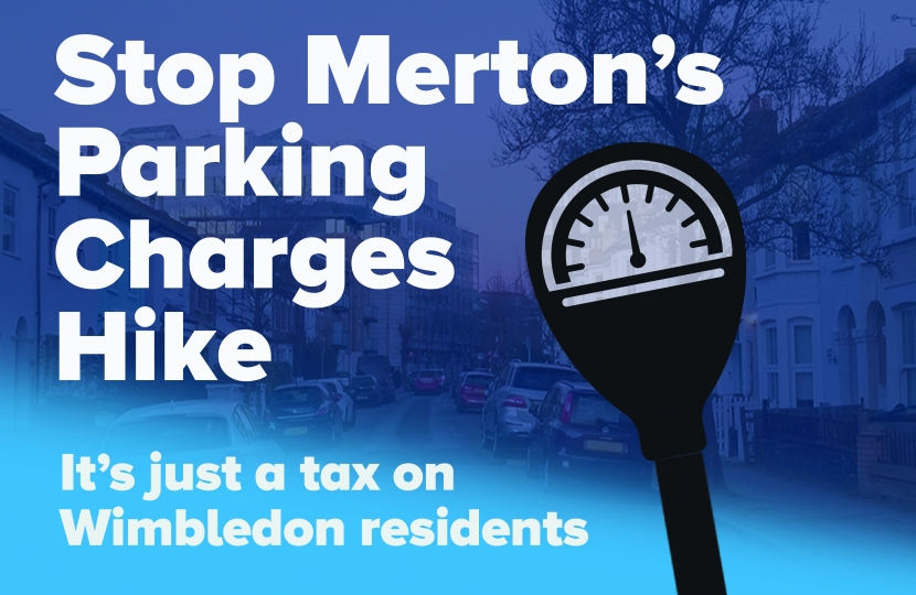 Labour continues with its mis-guided tax increase on parked cars