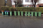 scrapped weekly bin collection merton survey