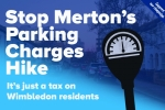 Stop Mertons Parking Charge Hike